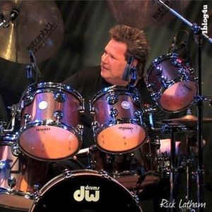 Rick Latham drummer interview for 1blog4u