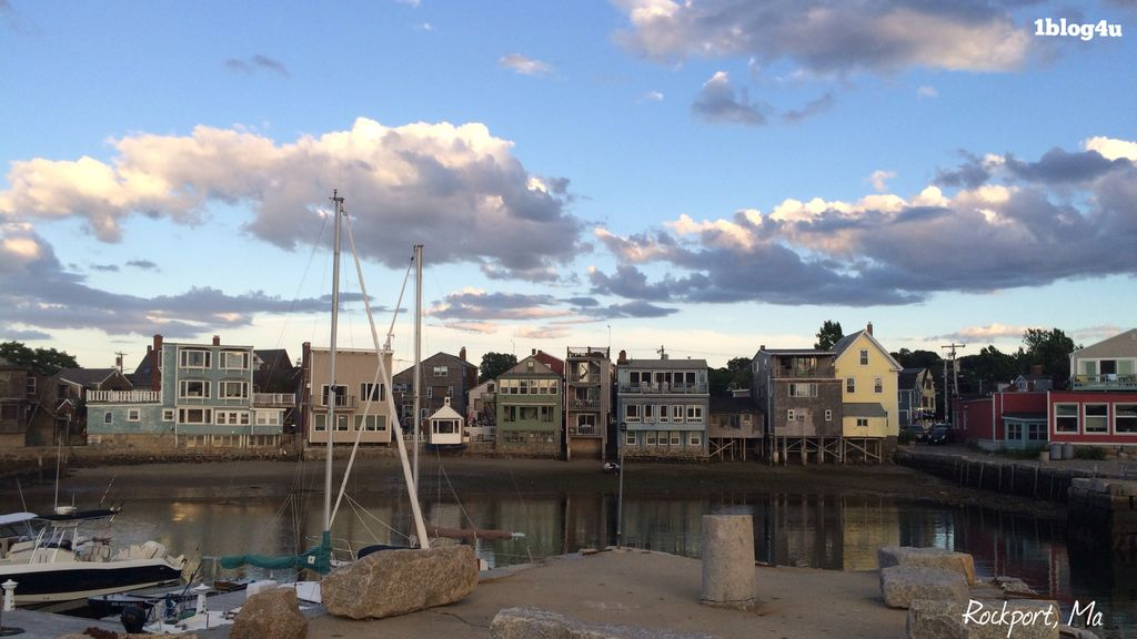 Strolling Down The Streets Of Rockport Ma 1blog4u