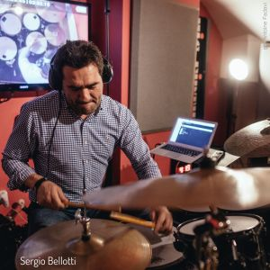 Sergio Bellotti drummer interview