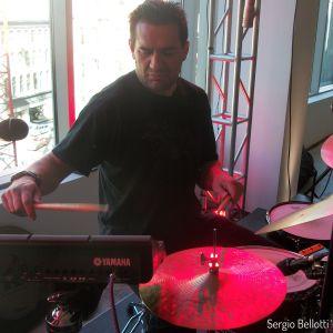 Sergio Bellotti drummer interview