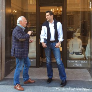 Sergio Bellotti drummer interview Marcello Pioli cashmere