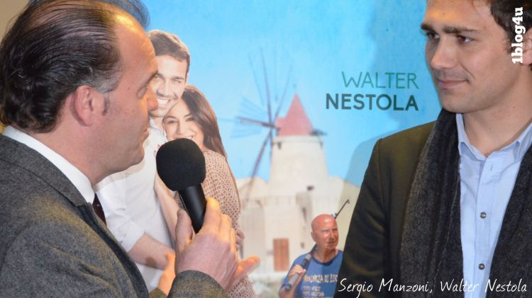 Walter Nestola's interview for 1blog4u