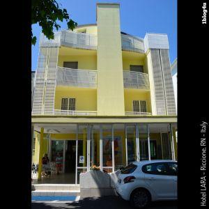 Hotel LARA in Riccione