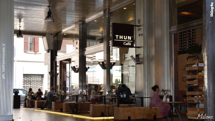 THUN caffe new opening in Milano