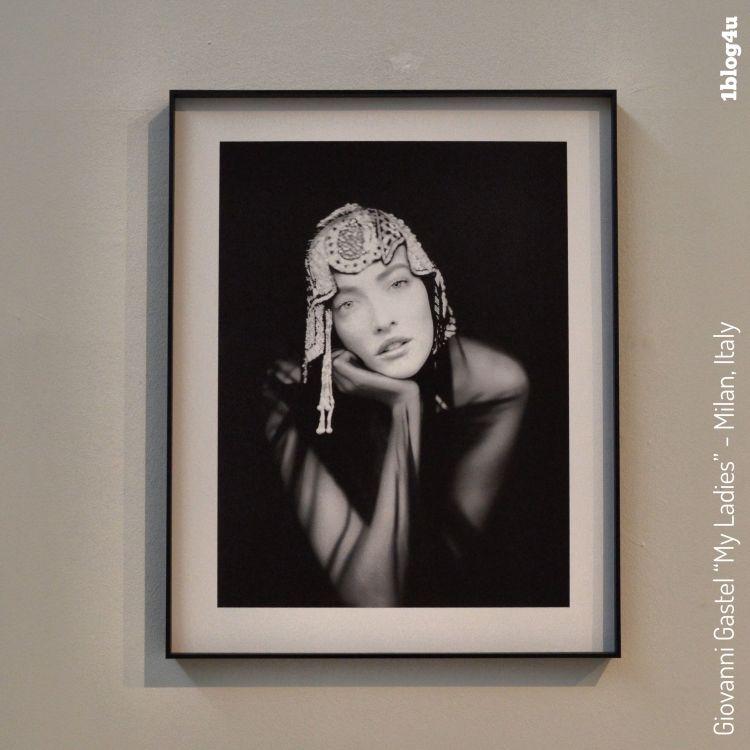 Giovanni Gastel photo exhibition My Ladies