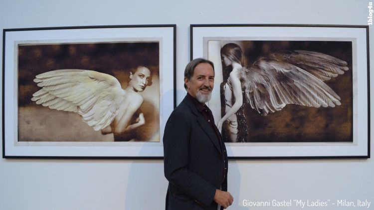 Giovanni Gastel photo exhibition My Ladies