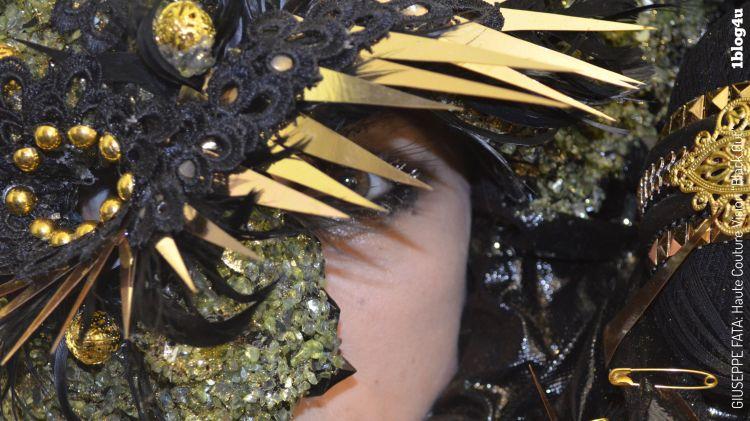 "Giuseppe Fata: Haute Couture Vision ""Black Out"""