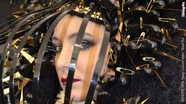 "Giuseppe Fata: Haute Couture Vision ""Black Out"""