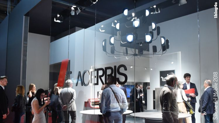 ACERBIS Design at Salone del Mobile 2018