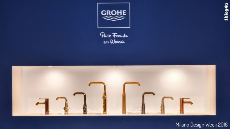 GROHE at Milano Design Week 2018