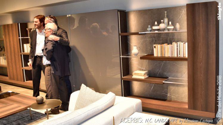 ACERBIS Design at Salone del Mobile 2018