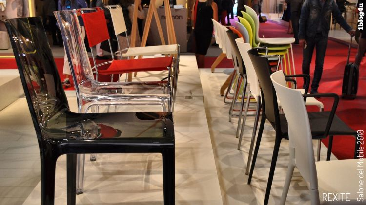 REXITE at Salone del Mobile 2018