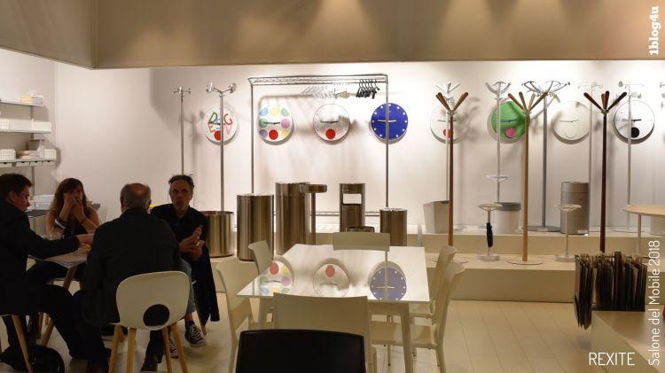 REXITE at Salone del Mobile 2018