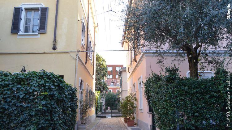 Quartiere Arcobaleno - Milan, Italy