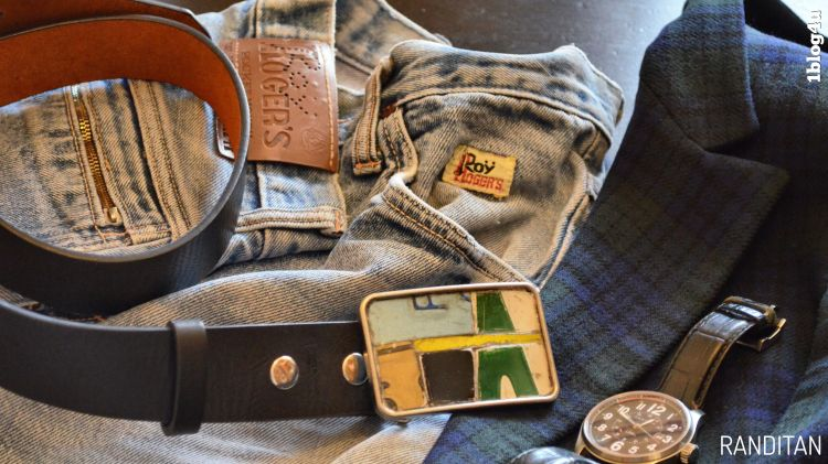 RANDITAN by Randi Tannenbaum - handmade belt buckles