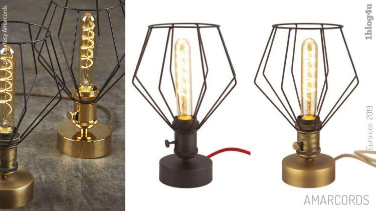 AMARCORDS lampade e lampadine vintage
