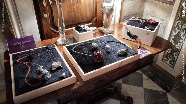 Maria Elena Savini interview - LussoMediterraneo jewels