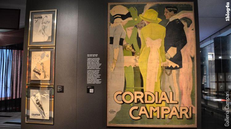 CAMPARI GALLERY and Spazio Davide Campari