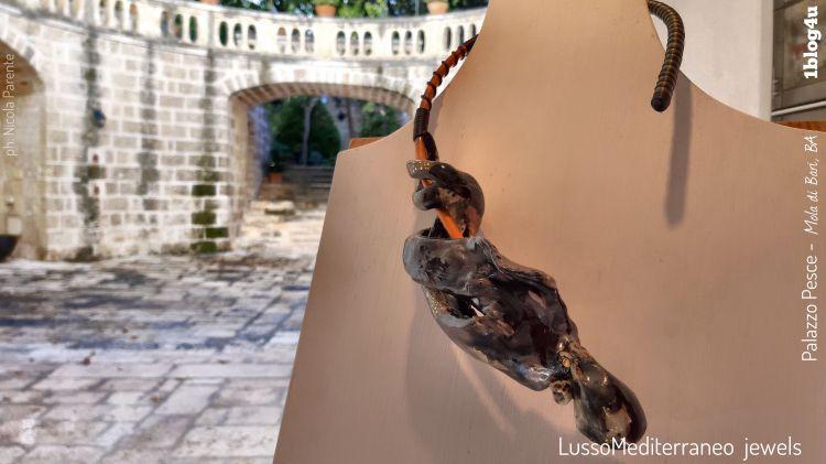 LussoMediterraneo jewels at Palazzo Pesce