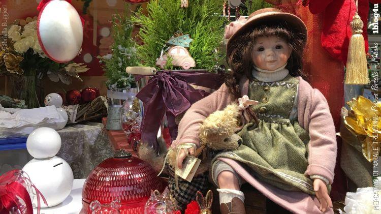 Mercatino di Natale Trentino - Piazza Portello, Milano